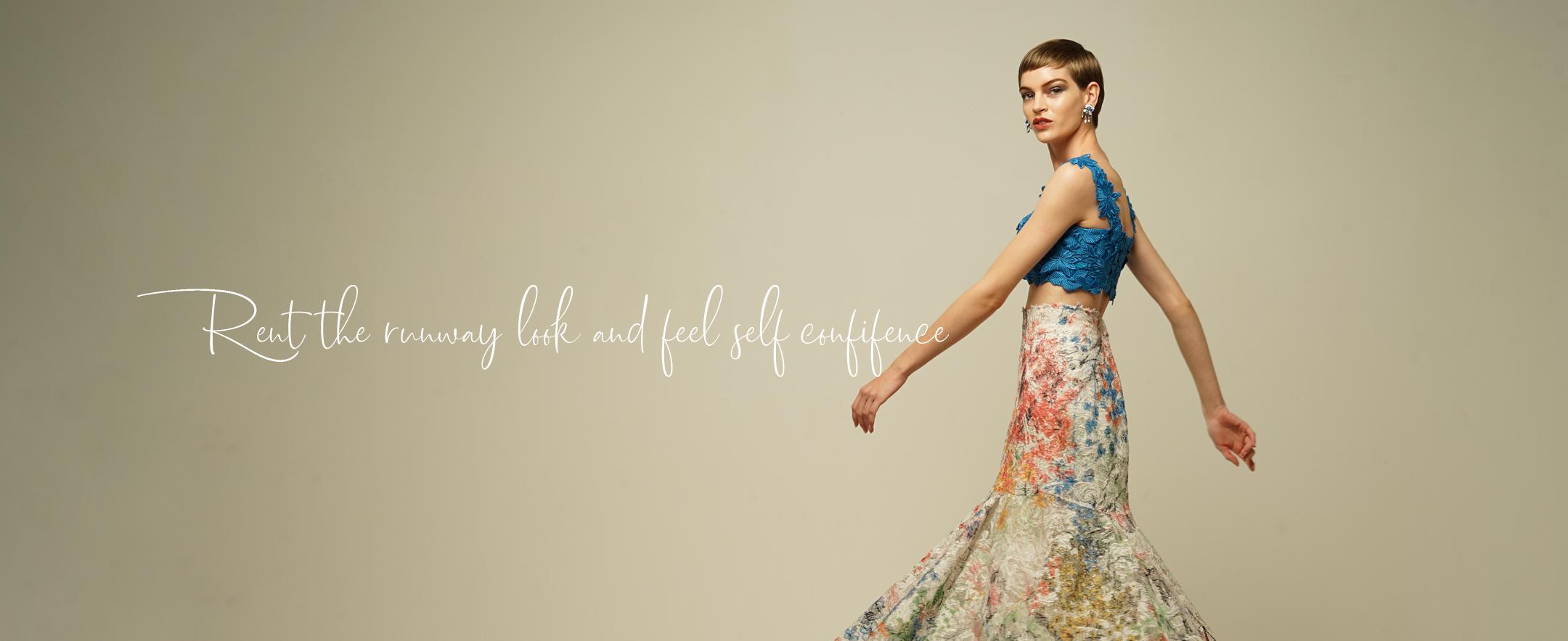 結婚式やパーティーのドレスはレンタルする時代。おしゃれなインポートブランドのパーティードレスをレンタルして自信触れるひとときを体験してみては。